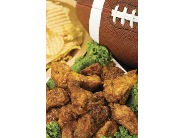 Planning a pigskin party?