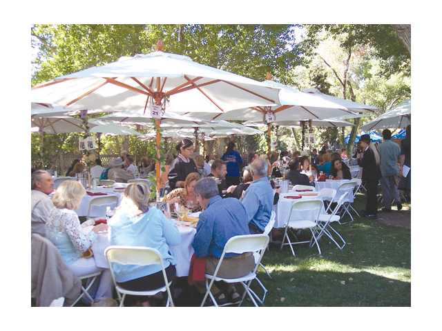 The annual wine auction to benefit the home delivered meals and other programs of the SCV Senior Center will move to a new location at Mann Biomedical Park in Valencia.