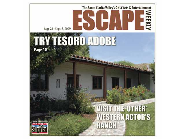 "Why not visit the ""other"" Western actor's ranch? Harry Carey's onetime home is now Tesoro Adobe Historic Park."
