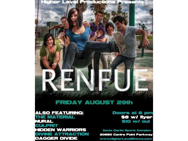 UPDATED: Renfue, SCV bands rock Sports Complex tonight