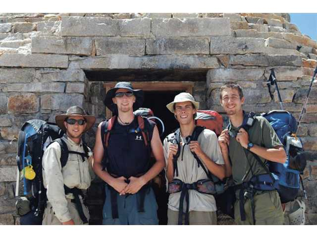 Eagle Scouts find adventure on John Muir Trail