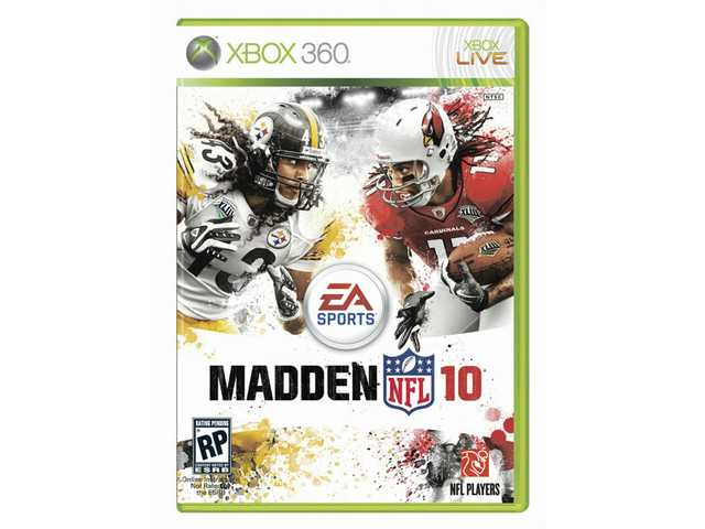 Video Game Review: 'Madden NFL 10'
