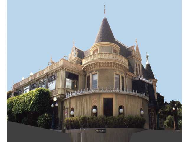 The famed Magic Castle in Hollywood was built as a private mansion in 1909 and opened as the Magic Castle in 1963.