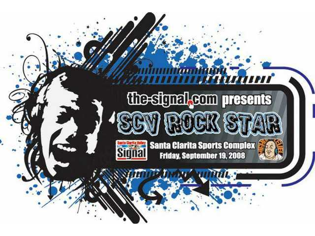 Get ready for SCV Rock Star Night at the Santa Clarita Sports Complex Friday, Sept. 19! See and hear the six finalists, and be there when the judges choose the Pro and Am SCV Rock Stars! Tickets: $10 on sale at the door. A portion of the proceeds benefits the Yes I Can program!