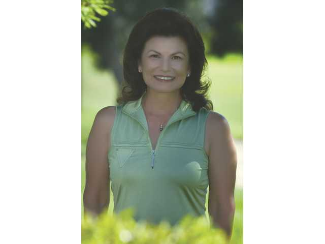"Anna Ott, president of Bellasport, will organize Tuesday's ""Rally for the Cure"" with the Valencia Country Club Ladies Golf Association at the Valencia course"