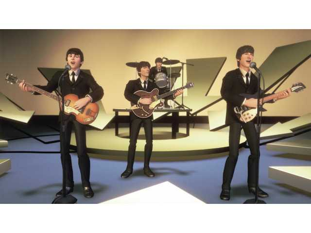 Video Game Review: 'The Beatles: Rock Band'