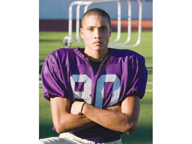 Vikings receiver Zack Tartabull.