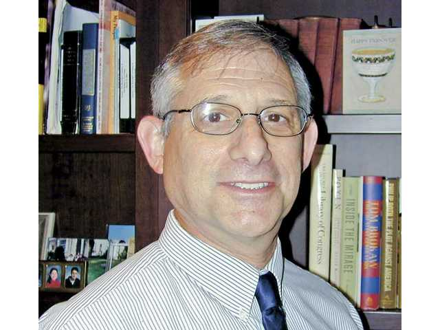 Congregation Beth Shalom welcomes interim rabbi