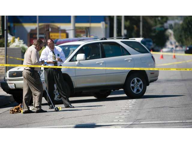 Man shot in broad daylight