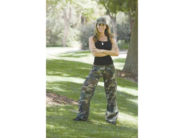 Cheryl Broughton is founder of the Fitness Edge Boot Camp. The popular SCV exercise program is celebrating its seventh year.