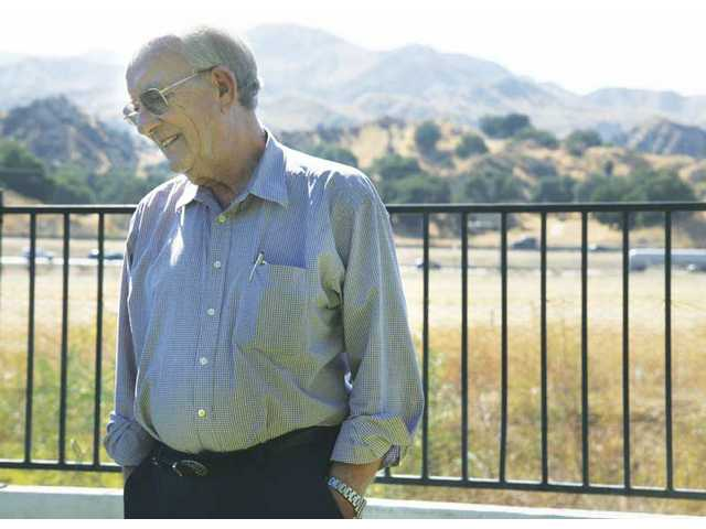 Jim De Vries, who for 41 years has lived across the street from Smiser Ranch, is not thrilled about the idea of developers erecting commercial buildings there.