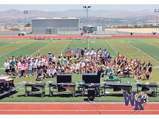 Wildcats host first band competition