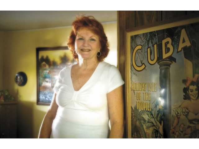 As a college student visiting her home in Cuba, Susie Jones witnessed the Cuban revolutionaries overthrowing the government in the late 1950's.
