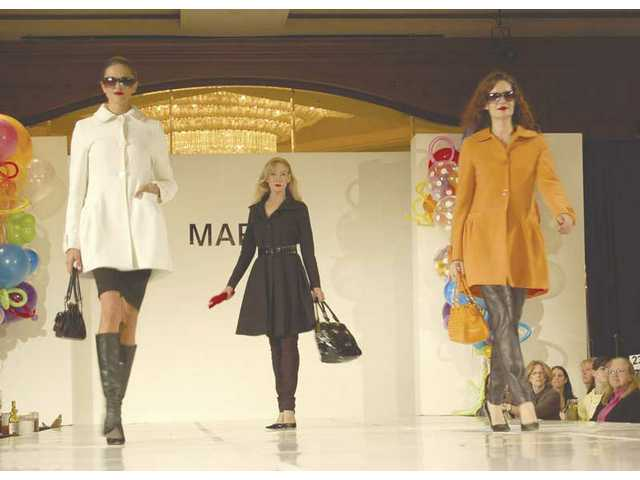 Models walk the runway at the 2007 Henry Mayo Newhall Memorial Hospital Guild Fashion Show and Boutique. This year's event will be held Oct. 26 at the Universal Sheraton in Universal City.