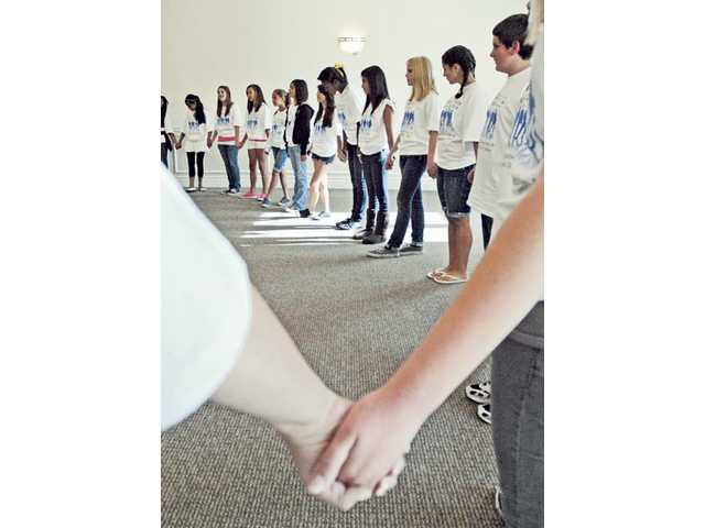 the importance of reaching out to high school students Cal behaviors by high school students, however,  dramatically with the importance that the students claim  students reach out for help,.