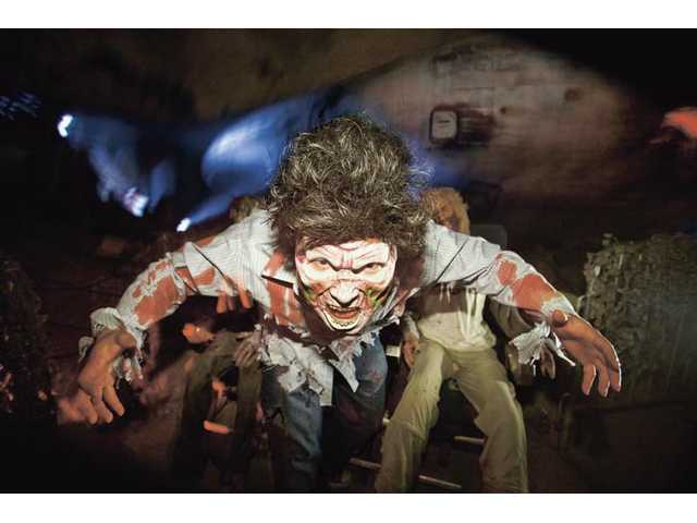 Halloween Horror Nights at Universal Studios Hollywood will surely put the scare into anyone.