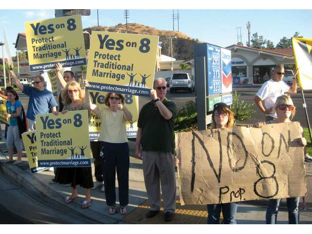 Prop. 8 debate fuels protests
