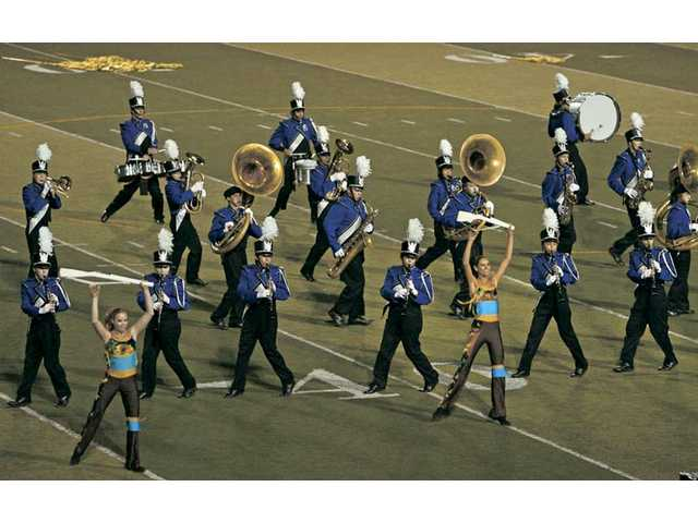 Saugus band on the Rampage at COC
