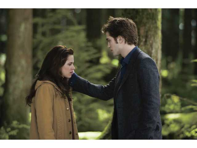 Review: 'The Twilight Saga: New Moon'