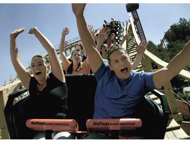 Lower-priced passes at Six Flags Magic Mountain