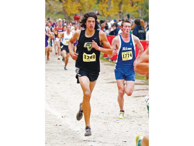 Saugus girls cross country completes historic run