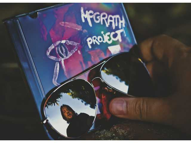 Santa Clarita's Gary McGrath and his band, The McGrath Project, have just released their debut CD.