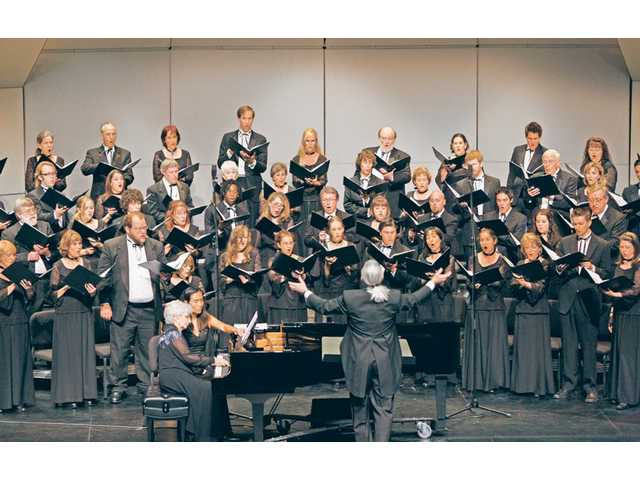 "The Santa Clarita Master Chorale will offer up ""Tis the (10th) Season"" concert today at 3:30 p.m. The concert will feature Benjamin Britten's well-loved ""Ceremony of Carols"" and a carol sing-along. Santa Clarita Performing Arts Center, College of the Canyons, 26455 Rockwell Canyon Road, Valencia."