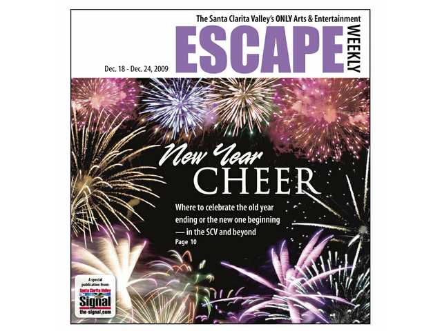 Escape brings you New Year's Eve and Day celebrations