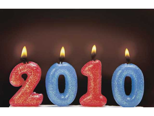 What do you have planned for New Year's Eve? We'll show you all the places to party as 2009 turns into 2010, whether in the SCV or out.