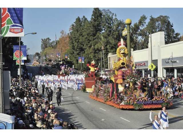 The 121st Rose Parade will begin at 8 a.m. on Jan. 1 and will continue all the pageantry and spirit of past years. You can purchase tickets for grandstand seating or grab yourself a spot on the curb. Of course, if you can't get up that early, you can certainly watch the show on television.