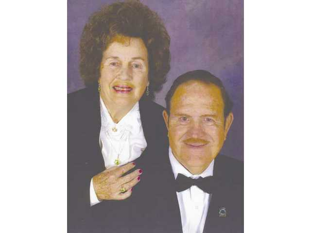 Morris and Geri Deason March 2004