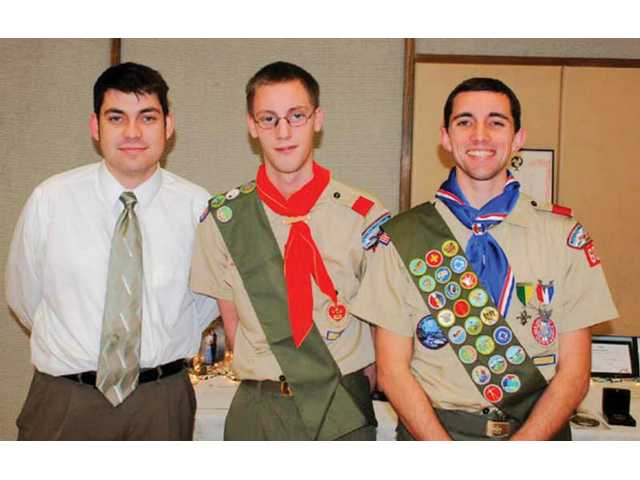 Fly like an Eagle ... Scout