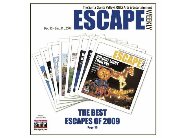 The best of Escape from 2009.
