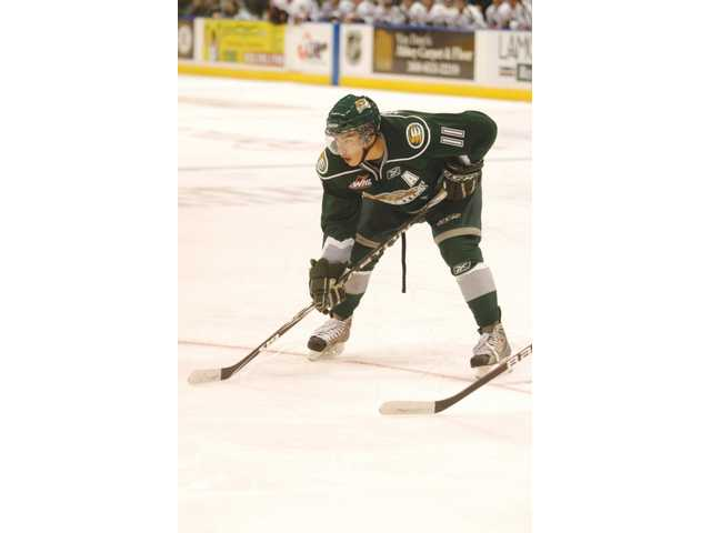 Valencia High graduate and former Vikings hockey player Shane Harper has 79 goals and 95 assists on his career with the Everett Silvertips. Both totals are second in the organization's history.