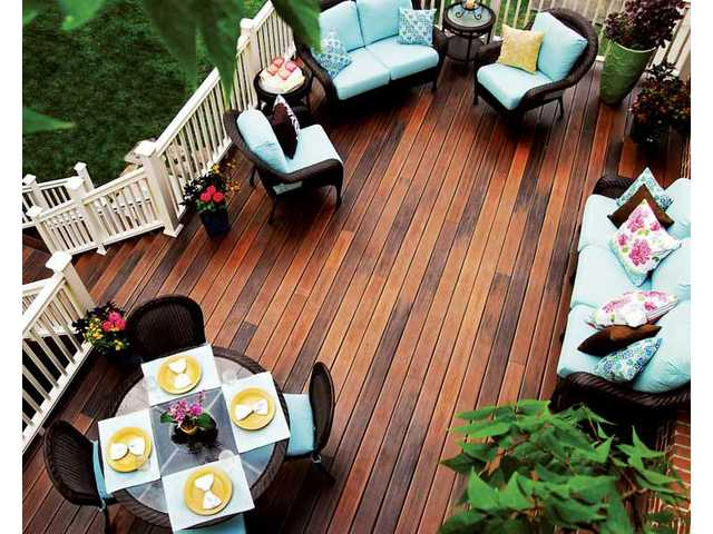 Add value to your home with a spectacular and functional deck to expand your living space.