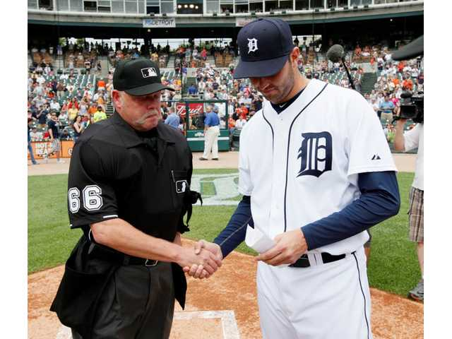 Tigers' Galarraga wants more than brush with fame
