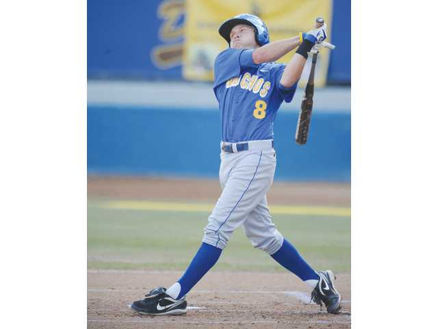 Hart High graduate and UC Santa Barbara middle infielder Matt Valaika was picked in the 34th round on Wednesday by the St. Louis Cardinals.