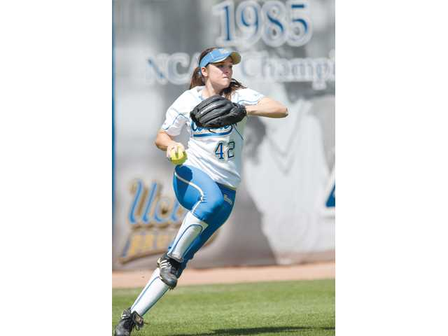 In their first season of collegiate softball, Hart graduate Destiny Rodino earned a national championship with UCLA after a two-game sweep of Arizona in the Women's College World Series in Oklahoma City. Rodino spent the year developing as a pitcher.