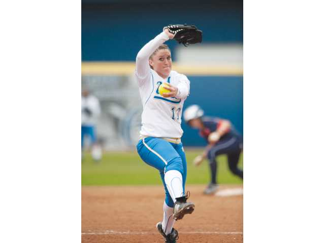 In their first season of collegiate softball, Hart graduate Devon Lindvall earned a national championship with UCLA after a two-game sweep of Arizona in the Women's College World Series in Oklahoma City. Lindvall started 26 games in center field for the Bruins this season.