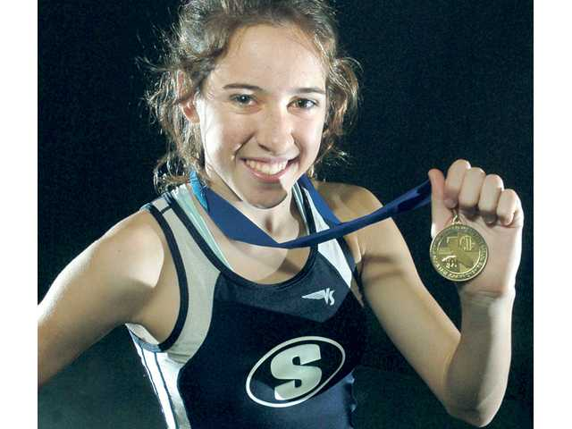 Saugus' Kaylin Mahoney is up for Female Athlete of the Year. Her team is up for Team of the Year.