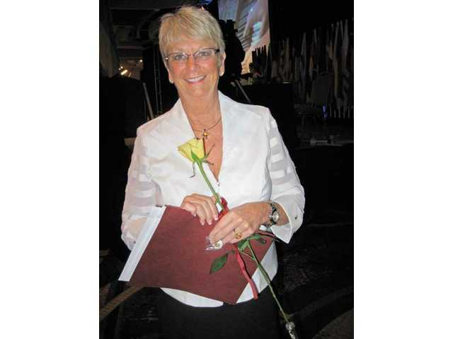 Dianne Curtis of Santa Clarita was recently installed as the 2010-12 Zonta International president.