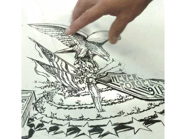 "The Tournament of Roses has accepted Thomsen's proposed design for a ""Never Forget 9/11"" float for the 2011 parade, leading into the 10th anniversary of Sept. 11."