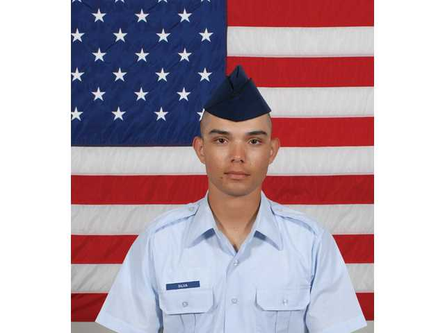 Air Force Airman Christian G. Silva graduated from basic military training at Lackland Air Force Base, San Antonio, Texas.