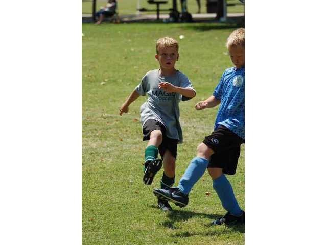 SCV Magic soccer club sponsored the Garnica tournament fundraiser.