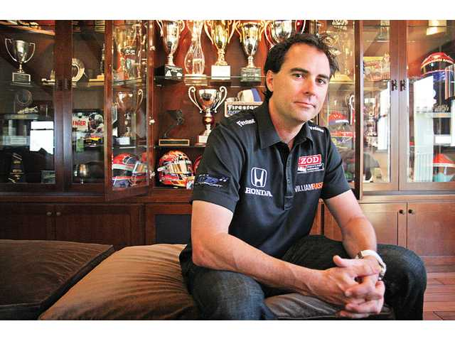Valencia resident and Hart High grad Bryan Herta is one of three drivers in history to win a race in the IndyCar Series, American Le Mans and CART. Now his sights are set on ownership.