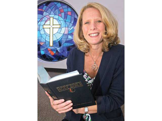 Rev. Melissa Roux MacKinnon was recently appointed senior pastor at Santa Clarita United Methodist church in Santa Clarita. She moved to the area from Arcadia, where she had led a congregation since 2002.