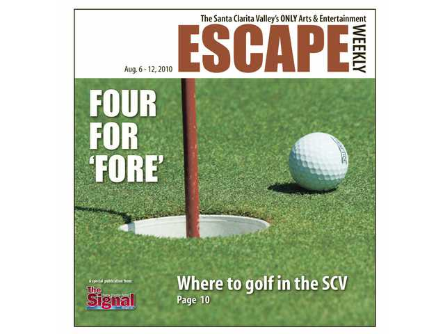 It's time to go golfing in the SCV.