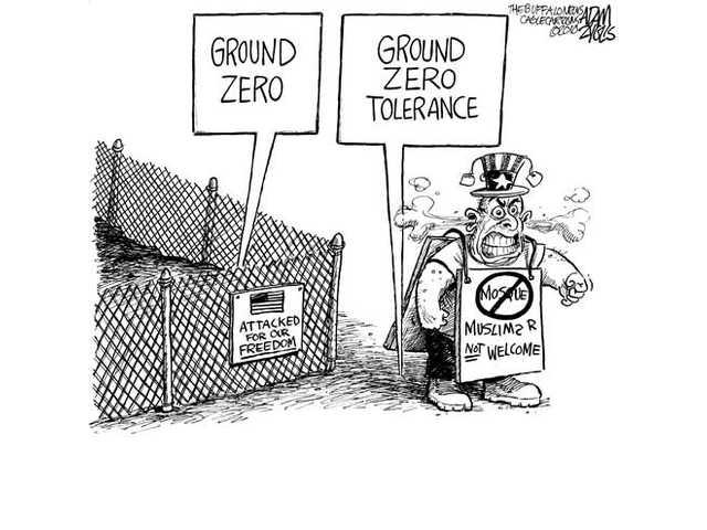 Ground zero tolerance