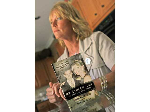 "Ten years after Nick Markowitz's death, his mother, Susan Markowitz, has published ""My Stolen Son"" — her story regarding the disappearance and murder of her son. The film ""Alpha Dog"" is based of the events leading to her son's death."