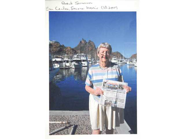 Barb Summer visited San Carlos, Sonora, Mexico in October last year.